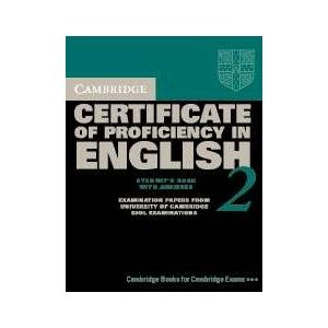 CERTIFICATE OF PROFICIENCY IN ENGLISH 2 +KEY
