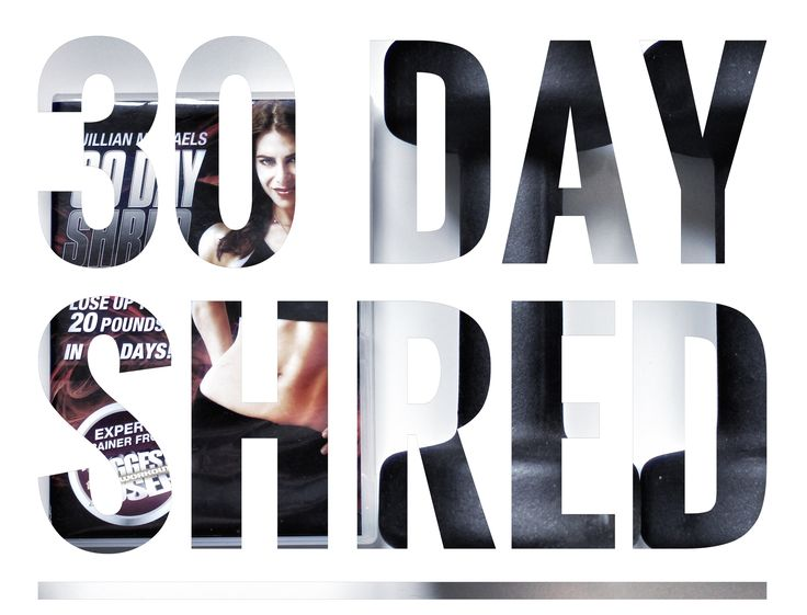 Review and results of Jillian Michaels 30 Day Shred