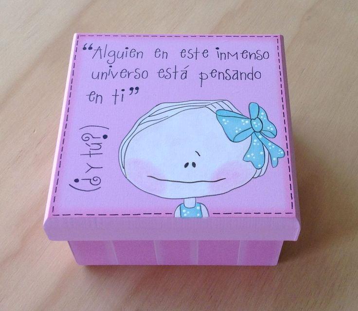 Caja por Angélica Tamayo