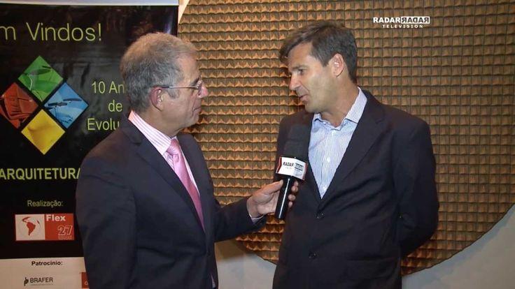 RADAR TELEVISION COM OCTAVIO NETO - Prêmio de Arquitetura Corporativa | I...