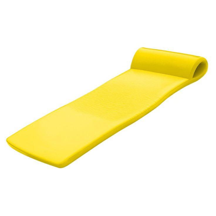 TRC Recreation Sunsation Foam Pool Float Yellow - 8020012