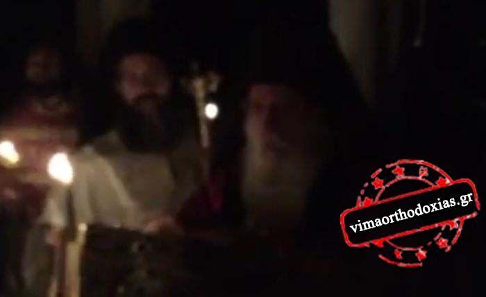 Χριστός Ανέστη: Κατάνυξη στη Μονή Ξενοφώντος (ΒΙΝΤΕΟ) - http://www.vimaorthodoxias.gr/agioreitika-nea/christos-anesti-katanixi-sti-moni-xenofontos-vinteo/