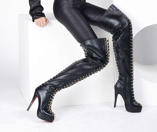 Bayan Diz üstü - Uzun Çizme Modelleri