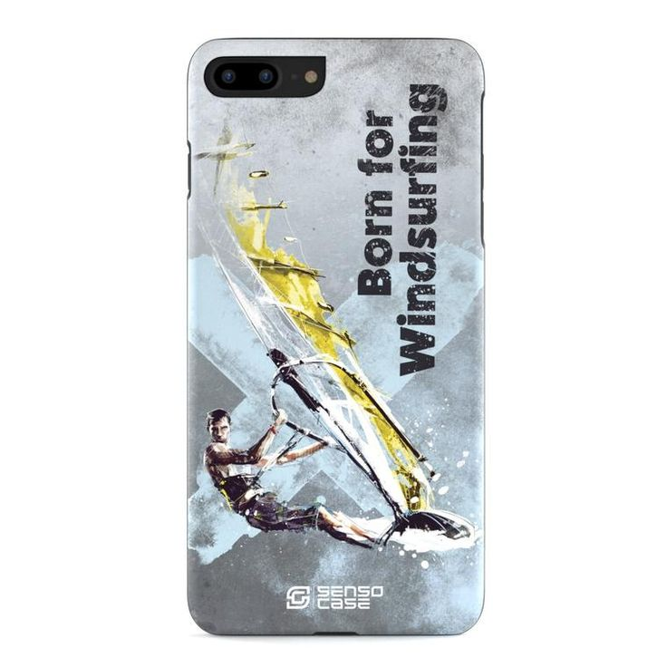 Windsurfing iPhone 7 Plus Sport Case Cover