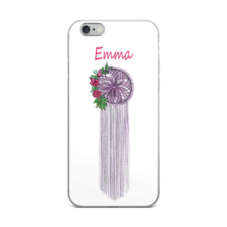 Excited to share the latest addition to my #etsy shop: Personalized iPhone 7 Plus Case, Name Phone Case, Boho dreamcatcher, Personalized iPhone Case, Personalized Phone Case // for all iPhones #accessories #case #cellphone #white #birthday #valentinesday #purple #personalized #iphone7pluscase