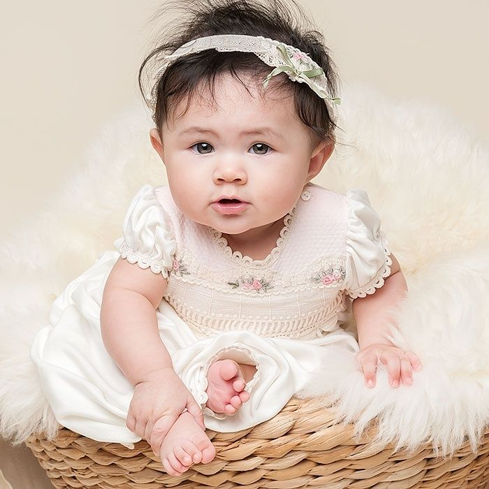 Baby Girl Layette Gowns | Natalie After Christening | Girls Layette Gown | photo ideas