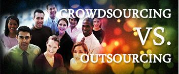 Outsourcing vs. Crowdsourcing – What Should You Choose for Custom Designs