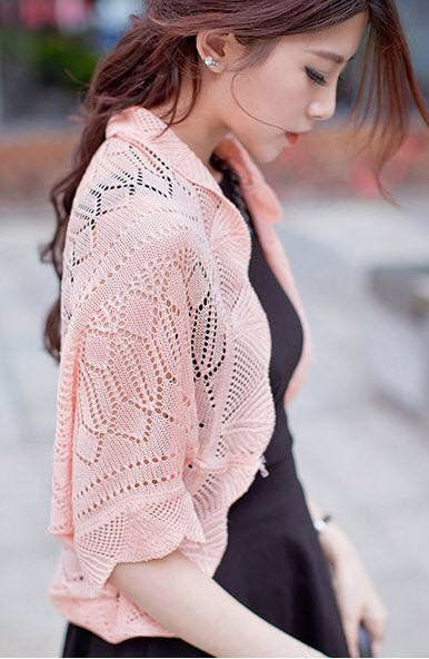 Crochet bolero shrug | Fashion clothing, bags, and accessories CROCHET BOLERO SHRUG/MT910 ₱27O.OO Crochet bolero shrug half sleeves scallop colors : off white, black, peach & moss green free size http://besmartshopphcom.mysimplestore.com/products/crochet-bolero-shrugmt910