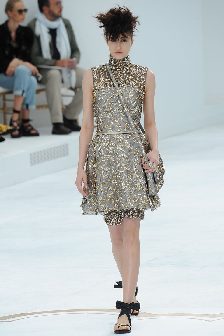 chanel fall 2014 couture collection gallery runway pinterest armoires. Black Bedroom Furniture Sets. Home Design Ideas