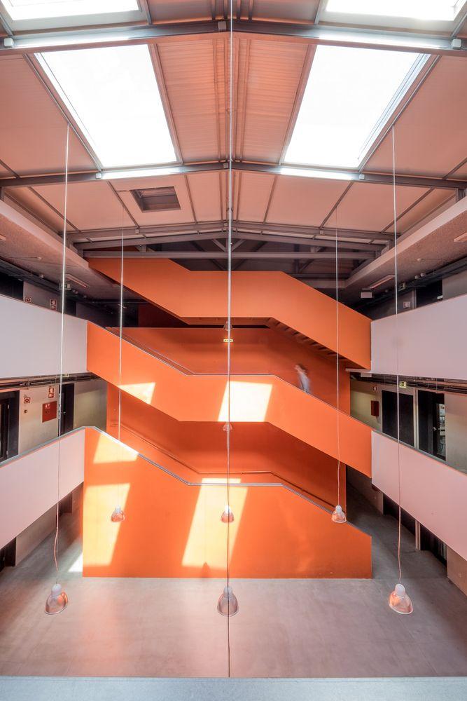 Galeria - Escola Secundária de Barcelos / Cerejeira Fontes Arquitectos - 3