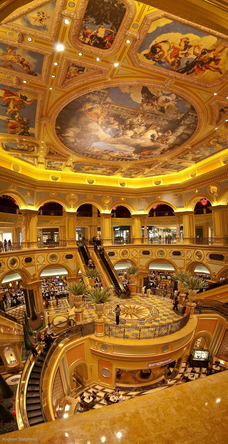 Casino Architecture ☆ City II Pinterest