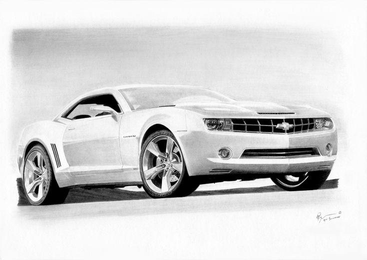 2006 Camaro concept by Boss429.deviantart.com on @DeviantArt
