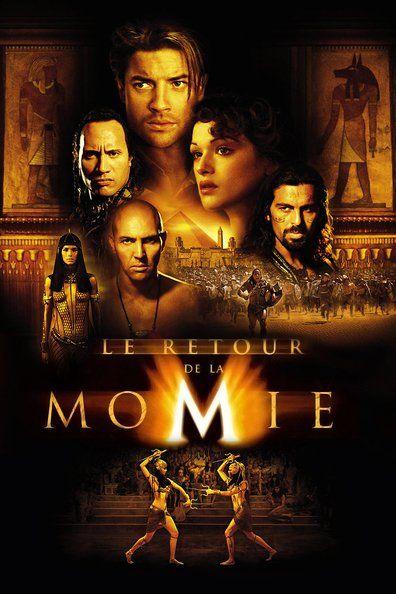 La Momie 2 : Le Retour de la momie (2001) Regarder La Momie 2 : Le Retour de la momie (2001) en ligne VF et VOSTFR. Synopsis: En 1935, Rick O'Connell et sa femme Evelyn mènent une vie paisib...
