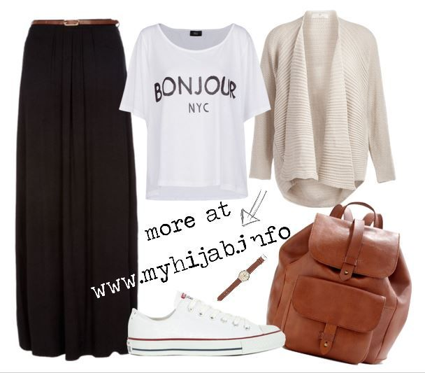 Stylish Casual Outfit Combination