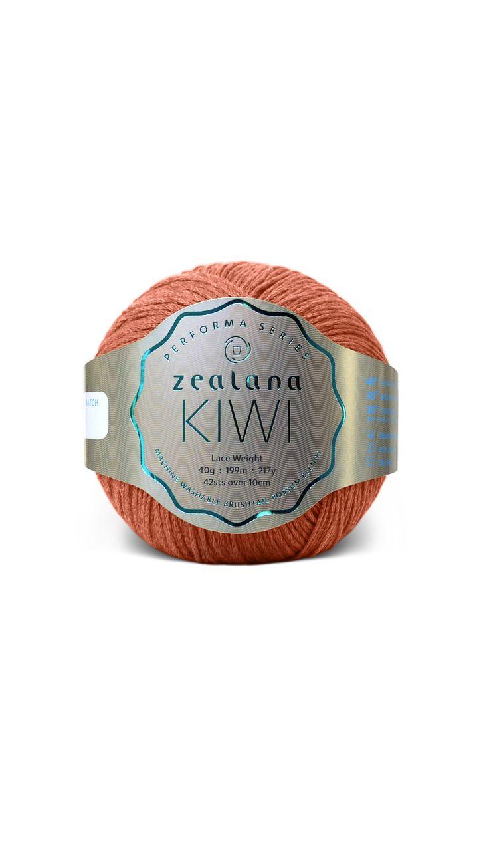 Zealana Kiwi Lace 11 Sun Orange