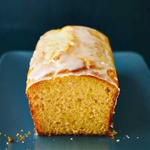 Lorraine Pascale's Lemon yogurt pound cake with a tangy citrus glaze Recipe | delicious. Magazine free recipes