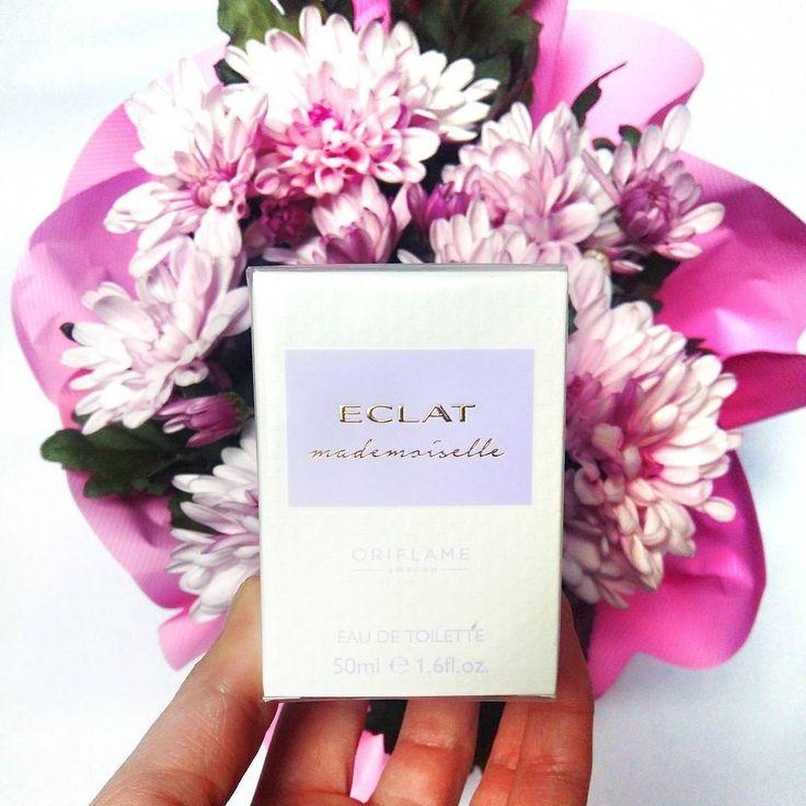 Eclat Mademoiselle by Oriflame, parfumul preferat pentru primăvară