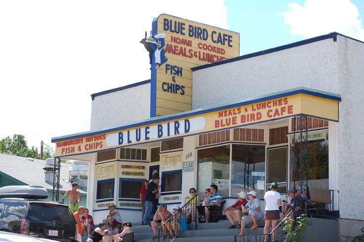 Blue Bird Cafe, Regina Beach - Suggested by Sara Nichols