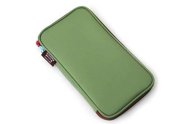 JetPens.com - Jam Studio Pop-up Folding Pencil Case - Green