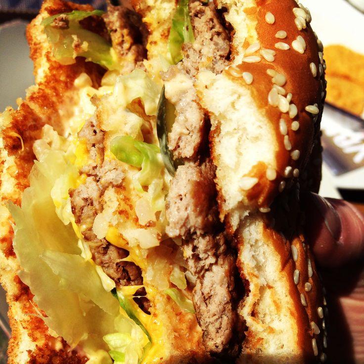 Hamburger Macdo