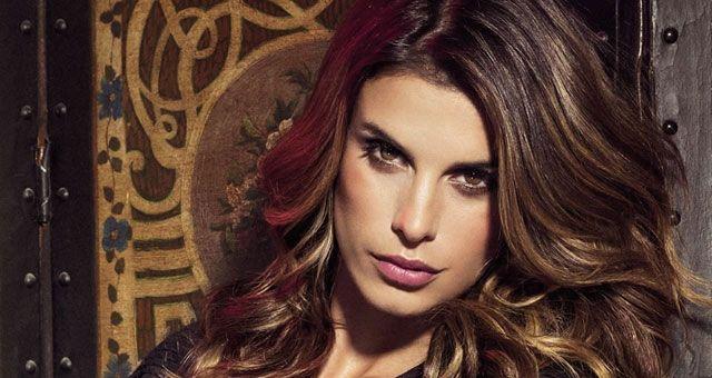 Elisabetta Canalis rinnova per il 2015 la sua collaborazione che la vedrà ancora testimonial del brand di abbigliamento femminile Talco.