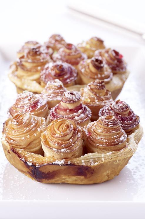 pastry from L'Arpège.