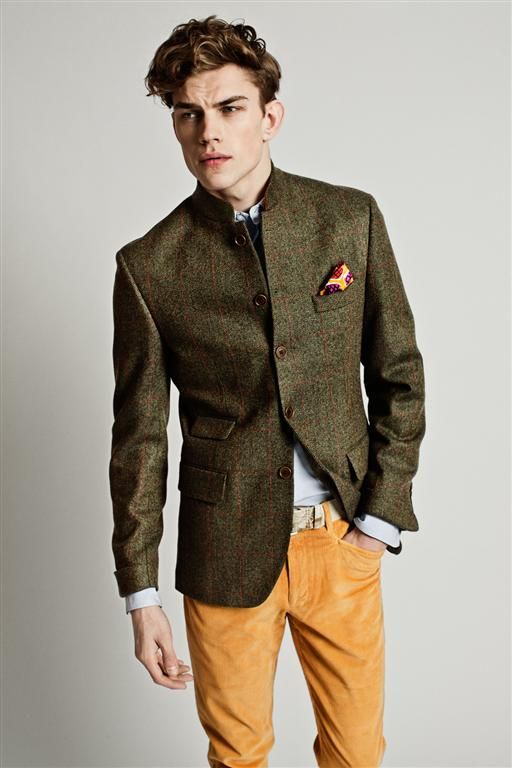This goes to fall style because I WANT THAT JACKET.