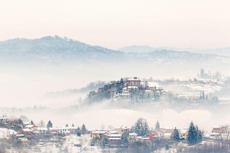 Turin --Italy – Bardassano viewed from Superga by Fabrizio  Fenoglio on 500px