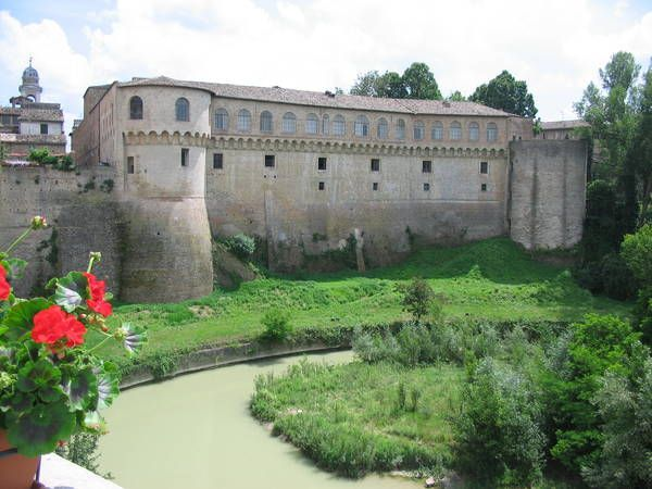 Rocca di Urbania