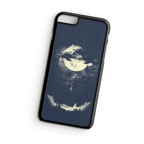 Climb To The Moon iPhone 6s Plus Case   ^ Materials : Plastic, Rubber ^ Colors : Black, White, Transparent #iPhone #iPhone6sPlus #iPhoneCase #iPhone6sPlusCase #phoneCase #mobileCase #ariesand #ariesandCase