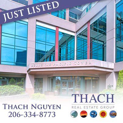 Bellevue Pacific Tower Condo For Sale 177 107th Ave NE