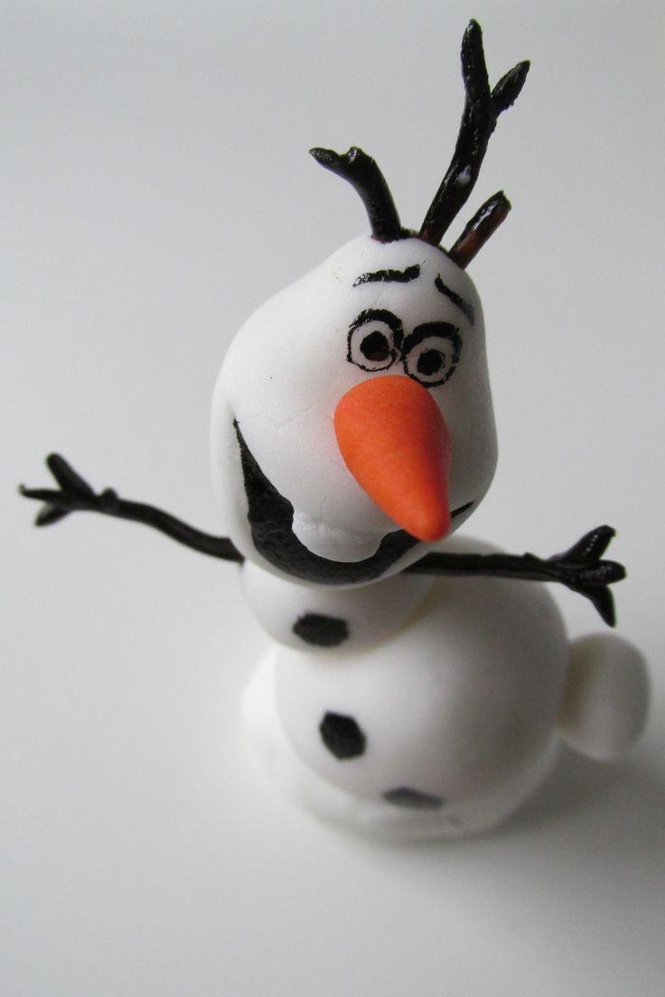 cukrowy Olaf z Krainy Lodu (sugar Olaf (Frozen)