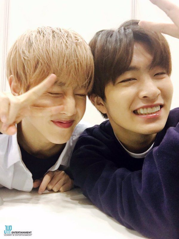 MarkJae/YoungMark  ... My two cuties...
