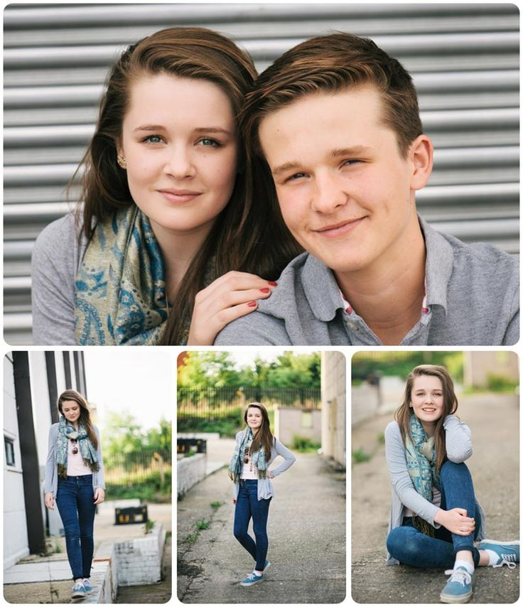 Picture For Brother Sister: A Professional Photo Showing A Connection Between Sibling
