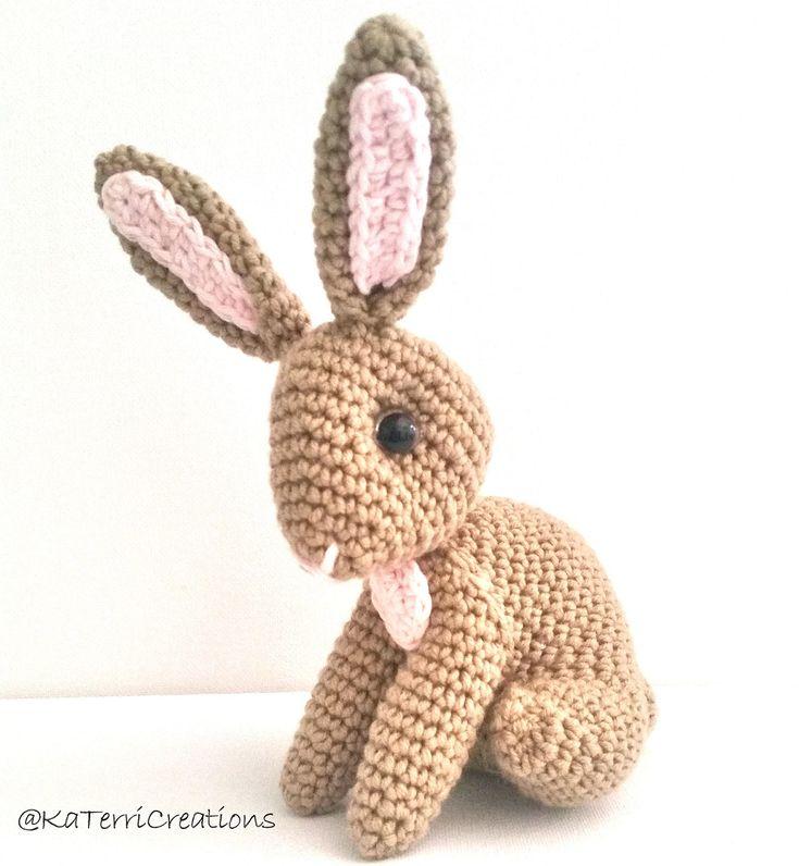 KaTerri Creations, Rabbit, 19cm, $30