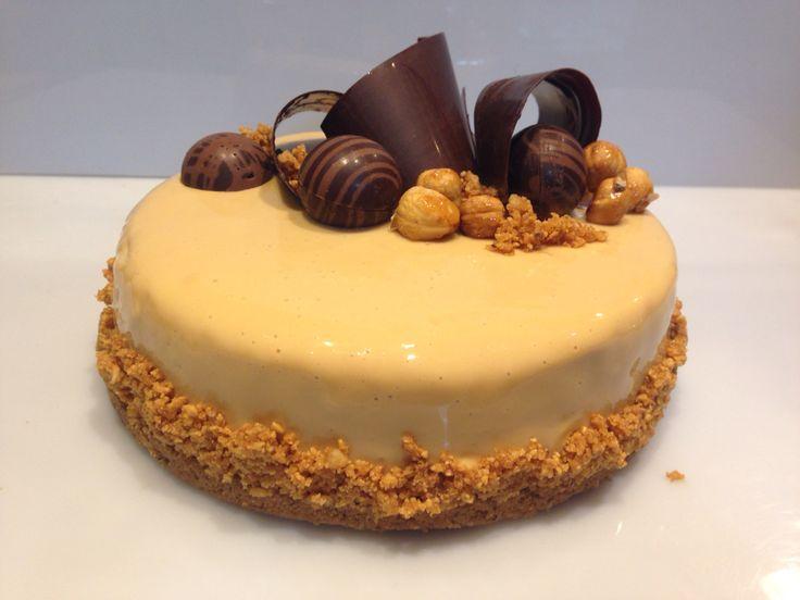 Nocciole, Caramello e Cioccolato