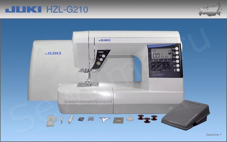 Швейная машина Juki HZL G 210 (G210)