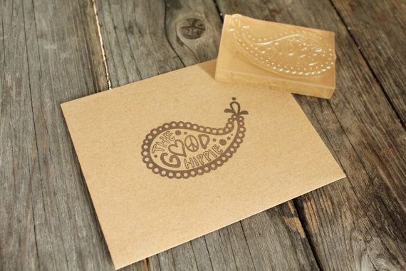 Custom Logo Stamp  2 x 3   Custom Stamp  by HootOwlPress on Etsy, $40.00