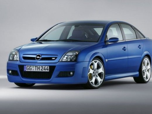 Opel Vectra 20 Turbo