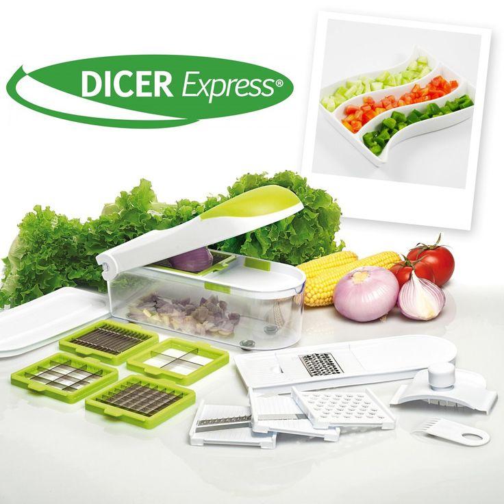 Eredeti Dicer Express csak 9990 Ft a WS Teleshoptól