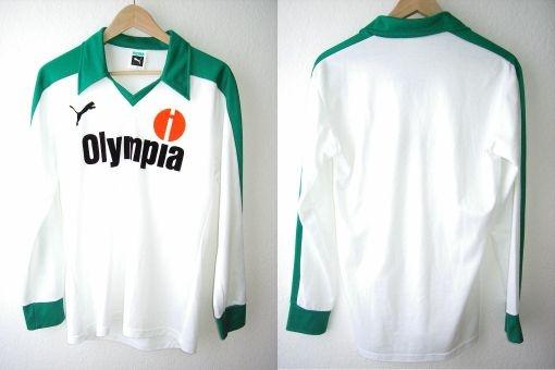 Saison: 1981/1982  Typ: Fanshop
