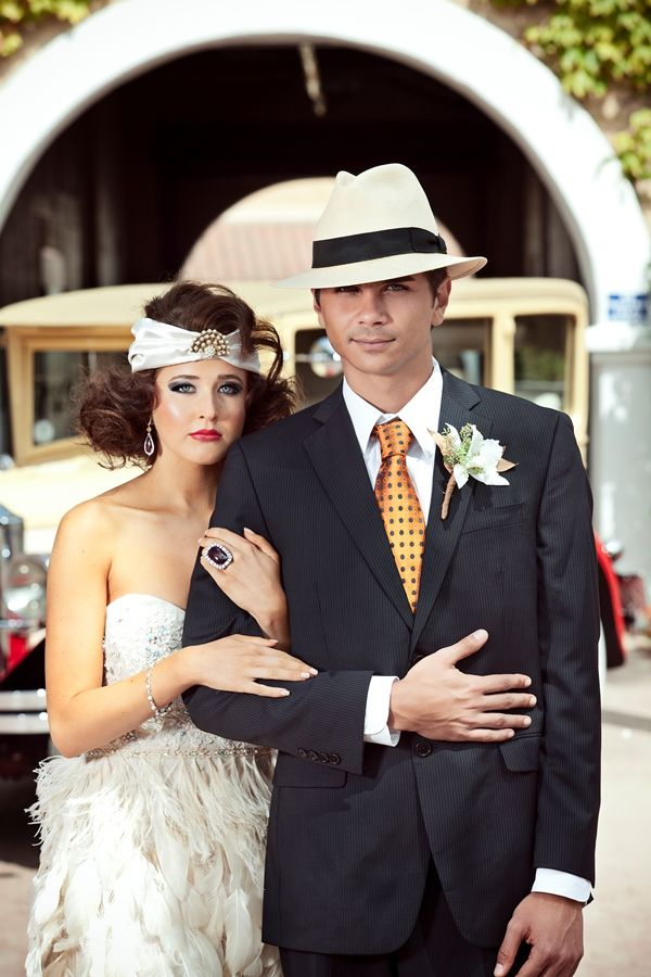 Inspired: Great Gatsby Wedding. THIS IS SO PERFECT.