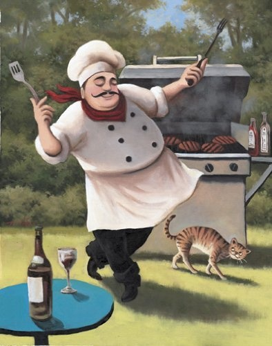 319 Best Images About Art Chef Illustrations On Pinterest