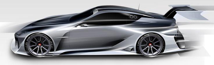 """LEXUS LF-LC GT ""Vision Gran Turismo""""的图片搜索结果"
