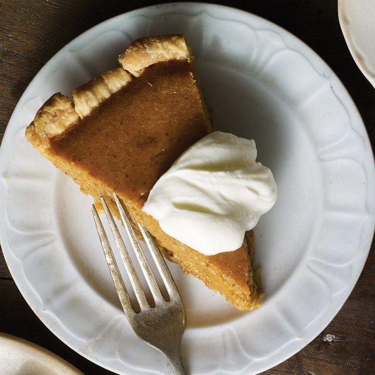 Butternut Pumpkin Pie
