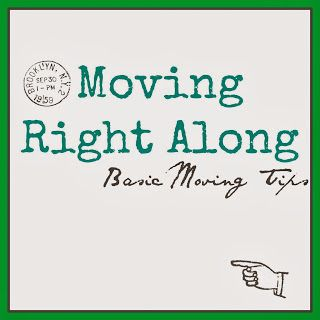 Pretty Bitty Bugs: Moving Right Along: Basic Moving Tips. Re-pinned by www.sodacitymovers.com