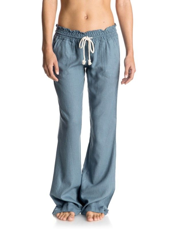 Oceanside Beach Pants ARJNP03006   Roxy