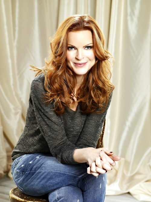 Marcia Cross lovelovelove