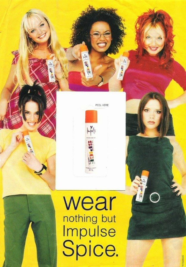 It was liberating. It was sexy. And it will never be forgotten. | An Open Letter To The Official Spice Girls Impulse