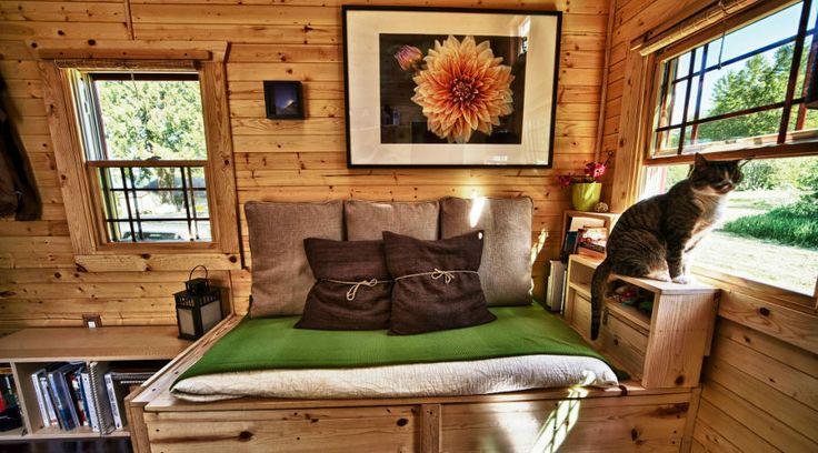 the tiny house movement | The Tiny Tack House, of the Tiny